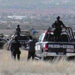 ¡Hallaron a 9 personas torturadas y ejecutadas en un rancho en Pinos junto con un narco-mensaje!
