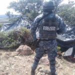 ¡Desmantelaron dos campamentos de grupos delincuenciales en Jerez!
