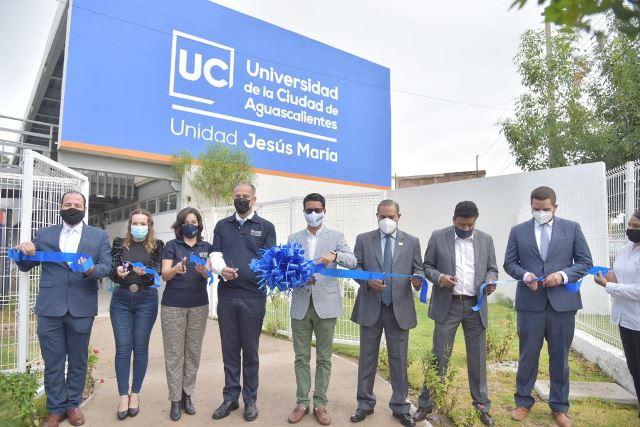 ¡Arranca actividades la Universidad de la Ciudad de Jesús María!