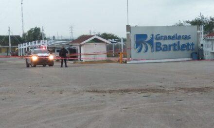 ¡Joven murió aplastado por un portón de una empresa en Aguascalientes!