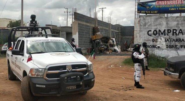 ¡Hombre murió electrocutado al intentar robar energía en Guadalupe!