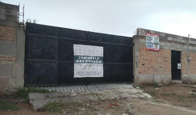 ¡Catearon finca y hallaron restos óseos, droga y vehículos en Lagos de Moreno!