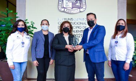 ¡Reconocen al Municipio de Aguascalientes por experiencias exitosas del Centro de Contacto Digital y Vinculación Laboral!