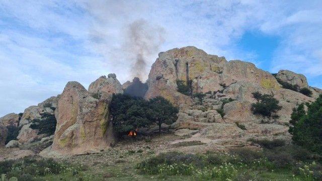 ¡SSP desmanteló seis campamentos y ocho puntos de vigilancia en comunidades de Jerez!