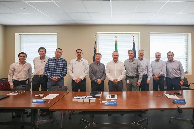 ¡Se formaliza inversión de Grupo Valero en Aguascalientes!