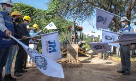 ¡Toño Arámbula puso en marcha una nueva obra con inversión superior a los 3mdp!
