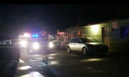 ¡Intentaron ejecutar con disparos de arma de fuego a un treintañero en Fresnillo!