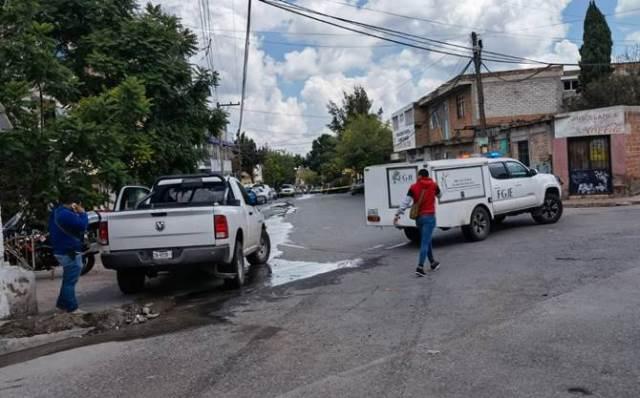 ¡Ejecutaron a un hombre e hirieron a otro tras agresión armada en el Centro de Guadalupe!