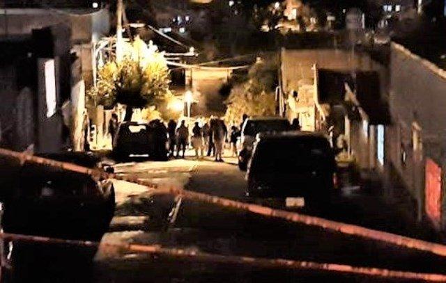 ¡Ejecutaron a dos hombres dentro de un domicilio particular en Zacatecas!