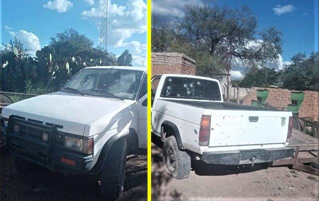 ¡El Cártel de Sinaloa ejecutó a una mujer e hirió a un hombre en Fresnillo!