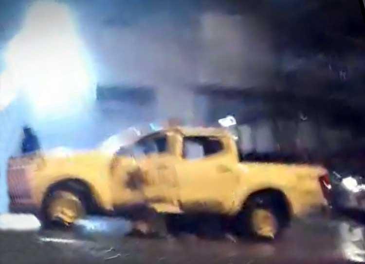 ¡Cuatro policías de Encarnación de Díaz son abatidos en una agresión directa!