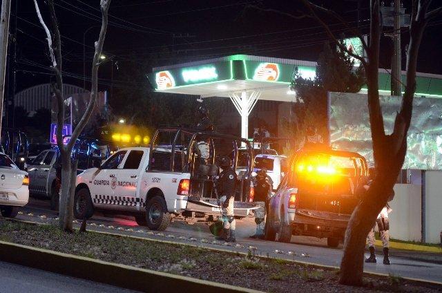 ¡Emboscaron e intentaron ejecutar a policías estatales en Zacatecas!