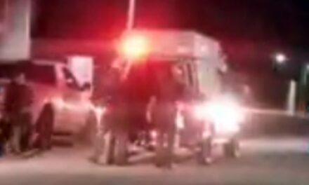 ¡Intentaron ejecutar a un policía municipal en Fresnillo mientras compraba comida!