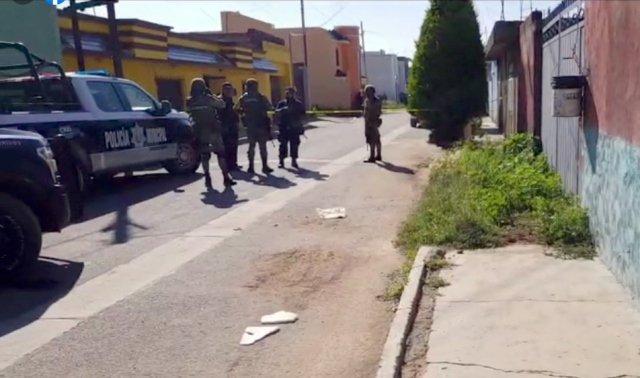 ¡Hallaron a una mujer ejecutada encobijada y amarrada en Calera!