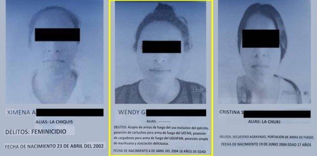 ¡Se fugaron tres menores infractoras del CIAIJ en Villanueva!