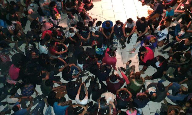 ¡En Operativo coordinado entre la SSPE y FGJE rescatan a 341 indocumentados en Aguascalientes!
