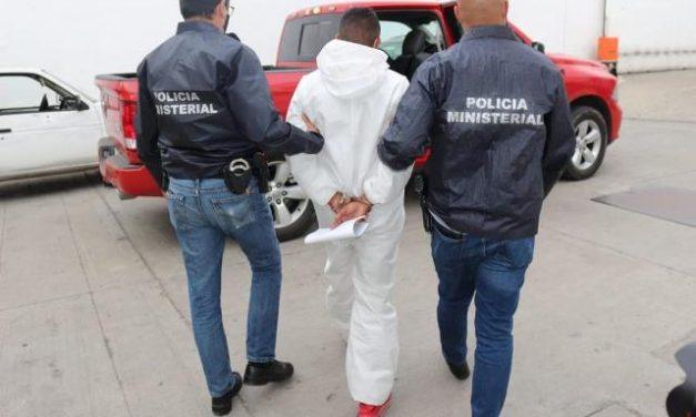 ¡Trasladaron al CERESO al ex policía preventivo que asesinó a un bombero en Aguascalientes!