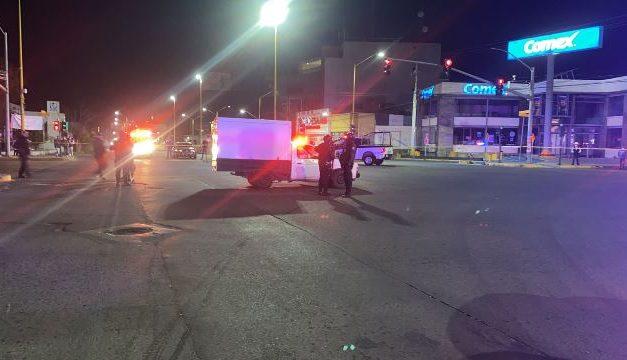 ¡Ejecutaron a un bombero municipal frente a su esposa en Aguascalientes!