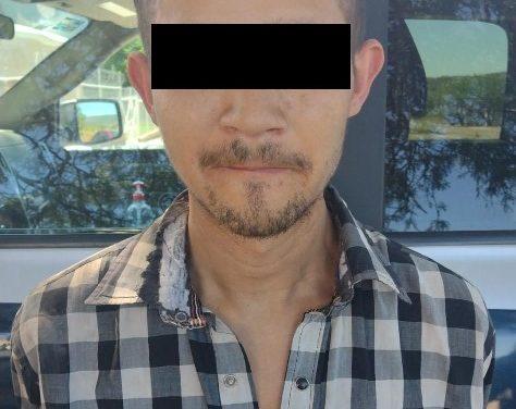 ¡Capturaron en Calvillo a presunto distribuidor de droga con casi 4 kilogramos de marihuana!