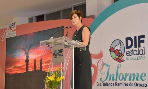 ¡La salud y la integración de las personas ha sido objetivo primordial del DIF Estatal!