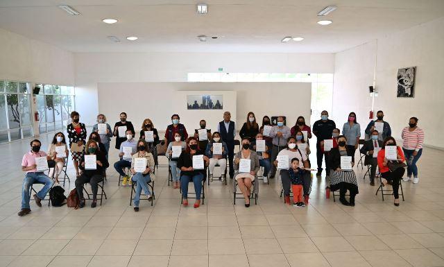 ¡DIF Municipal concluye el segundo taller de Sistema Braille en línea!