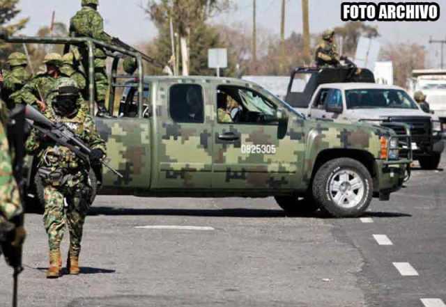 ¡Autoridades de Zacatecas y San Luis Potosí desarticularon una banda delictiva!