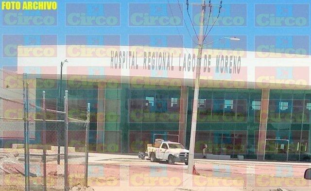 ¡Adulto mayor recibió un balazo en un glúteo en Lagos de Moreno!