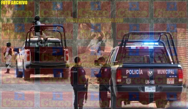 """¡Hombre fue """"levantado"""", torturado, ejecutado y embolsado en Lagos de Moreno!"""