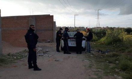 ¡Joven se quitó la vida ahorcándose en un predio en construcción en Aguascalientes!