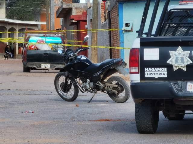 ¡Ejecutaron a un hombre en La Zacatecana, Guadalupe!