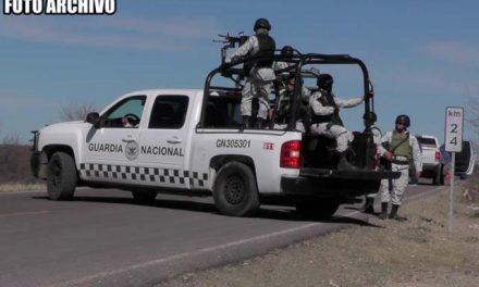 ¡1 muerto y 4 lesionados de la Guardia Nacional tras accidente en Valparaíso!