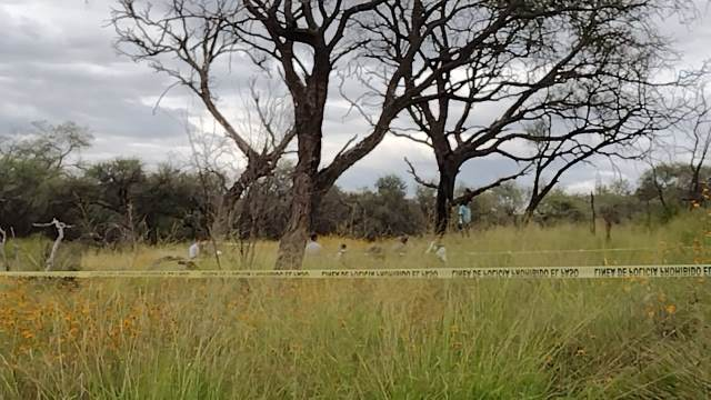 ¡Hombre se mató colgándose de la rama de un mezquite en La Pona en Aguascalientes!