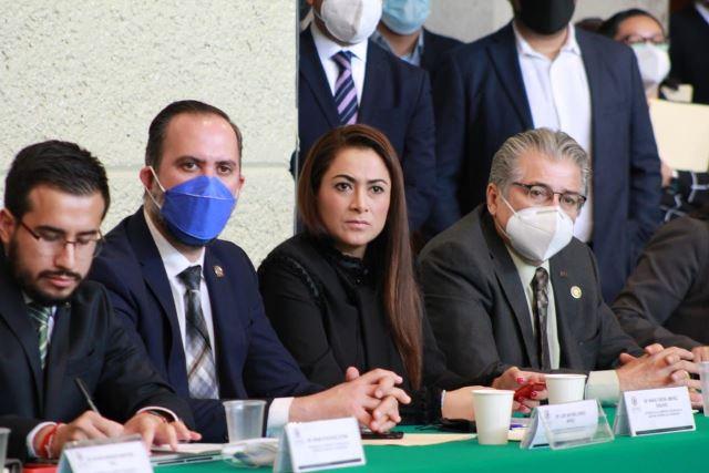 ¡Tere Jiménez integrará la Comisión que nombra al auditor superior de la Federación!
