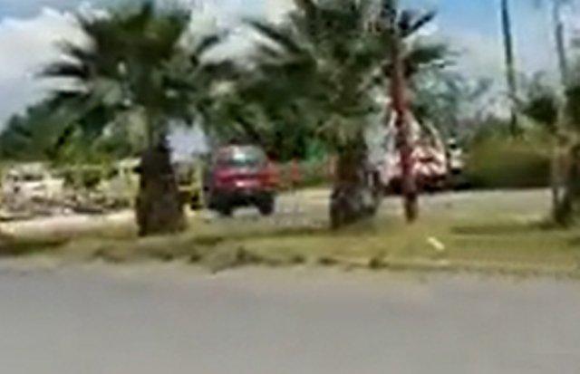 ¡Ejecutaron a dos motociclistas por la chilera, en Fresnillo!