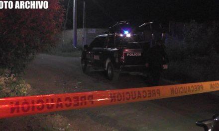 ¡Joven fue ejecutado en el fraccionamiento Valle Dorado en Guadalupe!