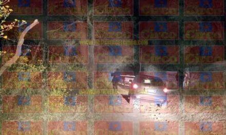 ¡Torturado y cubierto con plástico hallaron a hombre ejecutado en Fresnillo junto con un narco-mensaje!